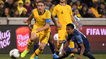Coach Arnold talked skipper Milligan out of Socceroos retirement