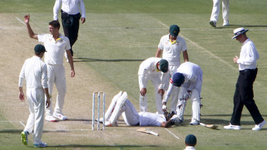Concussion subs are could be in place for the Ashes.