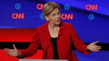 Senator Elizabeth Warren did well in the latest Democratic presidential primary debate.