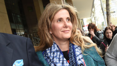Former Health Services Union national secretary Kathy Jackson has admitted to two fraud charges.