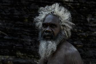 Witiyana Marika in High Ground, a film that does not flinch from Australia's dark history.