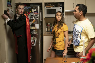 Will be missed: Black Comedy, season 4.