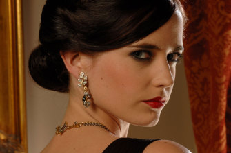Vesper Lynd (played by Eva Green in the 2006 version of Casino Royale.