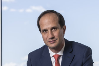 AMP CEO Francesco De Ferrari will now refocus on his turnaround strategy after the takeover deal fell apart.