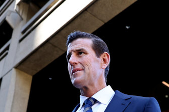 Ben Roberts-Smith is suing The Age and Sydney Morning Herald.