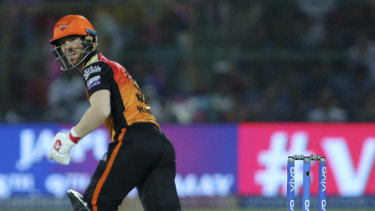 David Warner signs off as the IPL's leading run scorer.