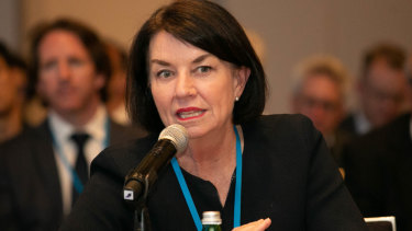 "Australian Banking Association chief executive Anna Bligh acknowledged Mr Sedgwick had observed a ""lack of action"" on broker pay."