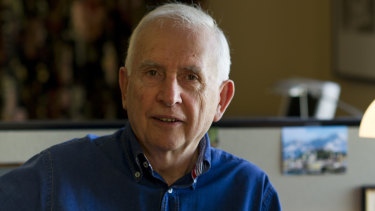 Social researcher Hugh Mackay.