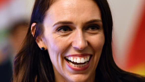 Jacinda Ardern to appear on Stephen Colbert's show