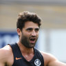 Blues ponder penalty for 'embarrassed' Fasolo