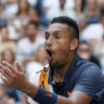 Treasurer can learn lessons from Nick Kyrgios