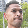 NSW board accepts complaint against Folau