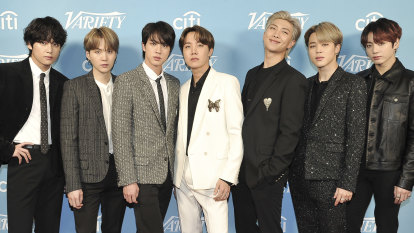 Boy band BTS faces nationalistic anger in China over Korean War comment