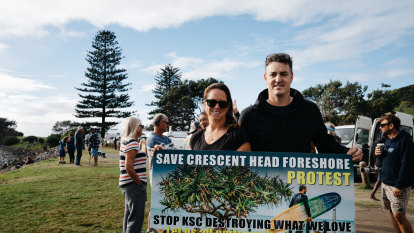 'A sacred place': Residents want to save paradise by keeping a car park