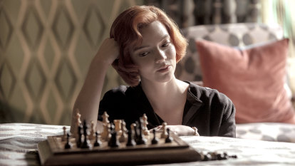 Always one move ahead: chess drama The Queen's Gambit tops MPs' summer binge list