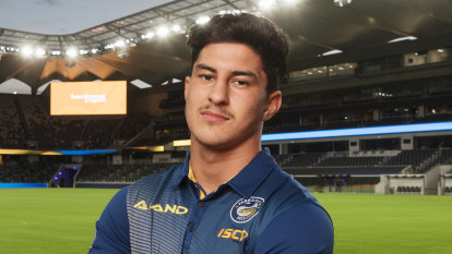 'He pushed himself so hard he needed an ambulance': The toughness of Eels prodigy Dylan Brown