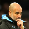 Guardiola calls for fewer teams in Premier League, EFL