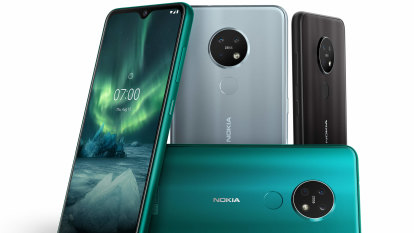 Latest Nokia mid-range phone can't keep up with Asian rivals