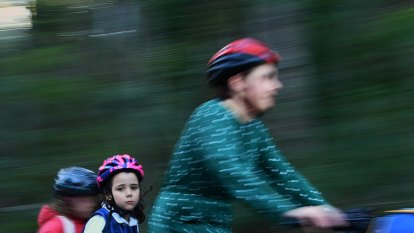 No Lycra in sight: Why more women aren't cycling or walking