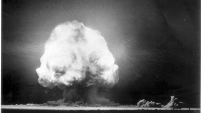 From the Archives: Australia plays leading role in nuclear test-ban treaty