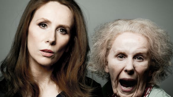 The Catherine Tate Show is coming to Canberra: 'It's no King Lear!'
