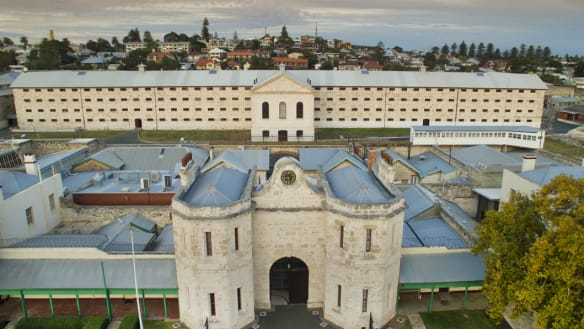 Shining a light on the lock-up: Fremantle Prison set to dazzle