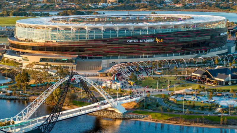 Prix Versaille: Perth's Optus Stadium claims top gong as ...