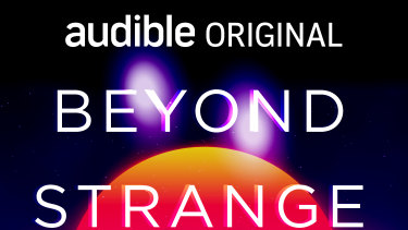 Beyond Strange Lands is available on Amazon's Audible.