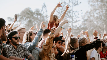 Splendour in the Grass is drawing questions over its lack of female headliners.
