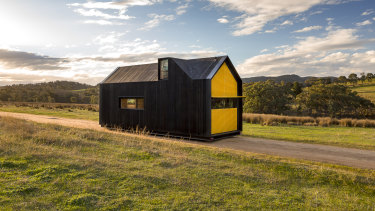 The RACV tiny home