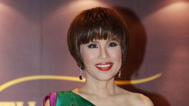 Princess Ubolratana Mahidol at a gala in 2010.
