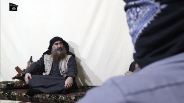 A video purports to show Islamic State leader Abu Bakr al-Baghdadi for the first time since 2014.