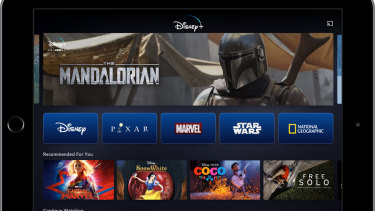 Disney Plus has been a shining light for the company during the pandemic.