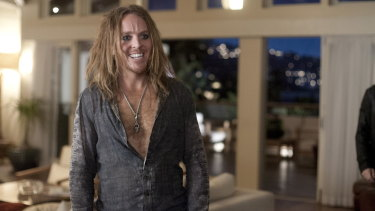 Tim Minchin in Californication.