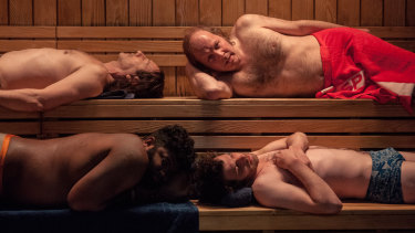 A group of down-on-their-luck 40-something men become synchronised swimmers in Gilles Lellouche's Sink or Swim.