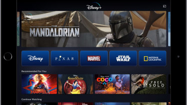 Disney+ is one of a plethora of streaming services that has recently launched in Australia.