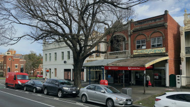 The Parkville Post Office has moved for the first time since 1889.