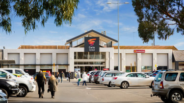 Corio Central is a prominent shopping centre in Geelong, Victoria, being sold by Vicinity Centres.