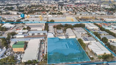 Blochaus Pty Ltd has leased a 2,161 sqm warehouse at 49 Fitzroy Street, Marrickville