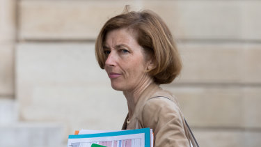 Florence Parly, France's defence minister.