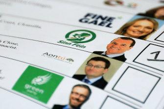 Sinn Fein's surge at the ballot box has upended Irish politics.