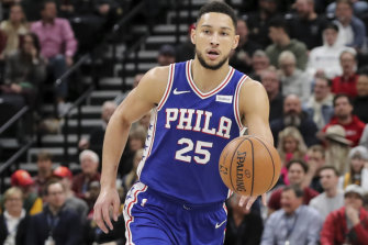 Ben Simmons' decision to skip Australian Boomers fixtures is a big disappointment for local fans.