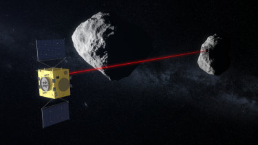 DART, Planetary Defence Mission: NASA's plan to stop a ...