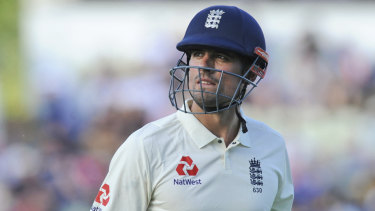 Alastair Cook has retired from international cricket, but could he be the answer for England's struggling top order?