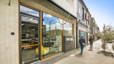 A small office Neometro's seven-level Smith Street project has sold.