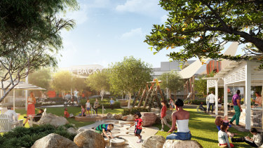 Scentre Group has opened its new $470 million Coomera shopping centre, Gold Coast, Queensland