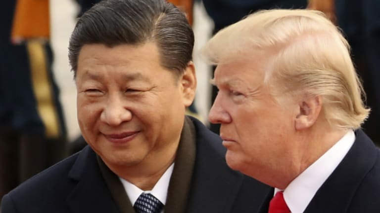 The US stock market plunged on Tuesday following confusion about the status of a trade truce struck by US President Donald Trump and Chinese counterpart Xi Jinping in Argentina.