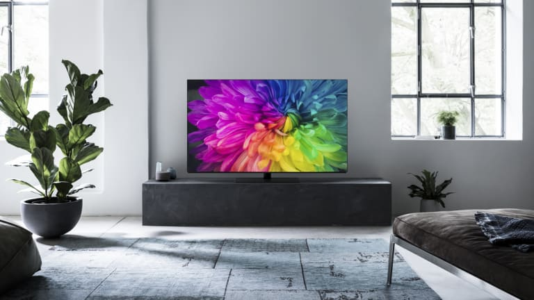Panasonic's OLEDs look great, but how to compare them in the store?