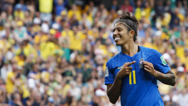 Women's World Cup games in France may be postponed if the heat worsens.