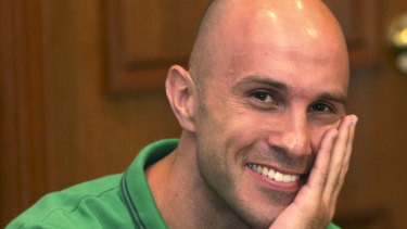 New venture: Mark Bresciano.